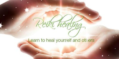 Reiki Healing Workshop with Certification and Attunement (Bring a Friend for Free)