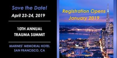 2019 State of California Trauma Summit