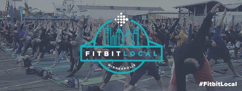 Fitbit Local Yoga and Bootcamp