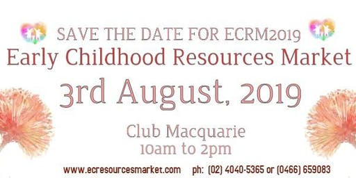 Early Childhood Resources Market Newcastle (ECRM2019)