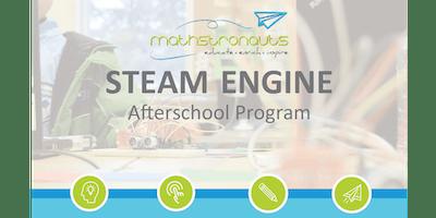 STEAM Engine Afterschool Program @ Queen Mary