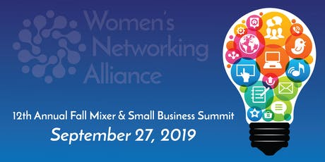 12th Annual Fall Mixer and Small Business Summit tickets