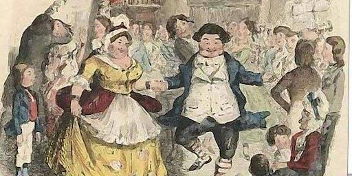 Fezziwig's Ball Dickens Festival Fundraiser