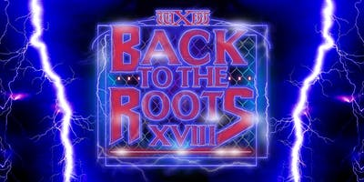 wXw Wrestling: Back to the Roots 2019 - Oberhausen
