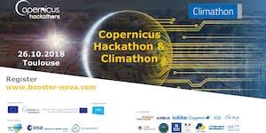 Copernicus Hackathon & Climathon