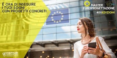 Master Europrogettazione Plus @TORINO