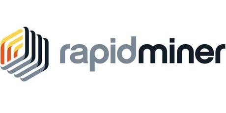 RapidMiner and Data Science Advanced training tickets