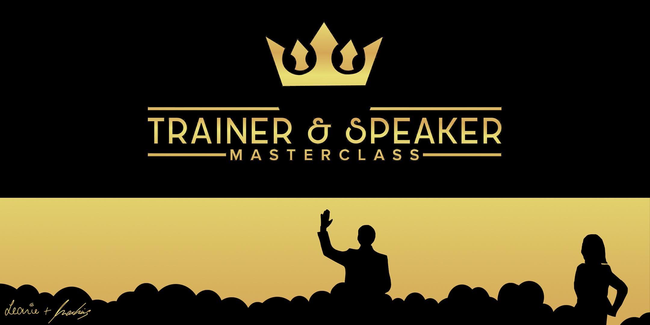 ♛ Trainer & Speaker Masterclass ♛ (Praxistag,