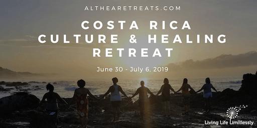 Costa Rica Culture & Healing Retreat