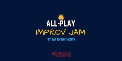 All Play Improv Jam - July