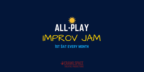 All Play Improv Jam - July tickets