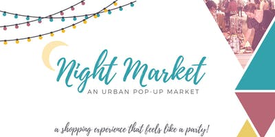 Spring Night Market 2019 Vendor Registration