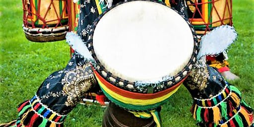 A Sense of Place: Community Journey to West Africa through Drums and Dance