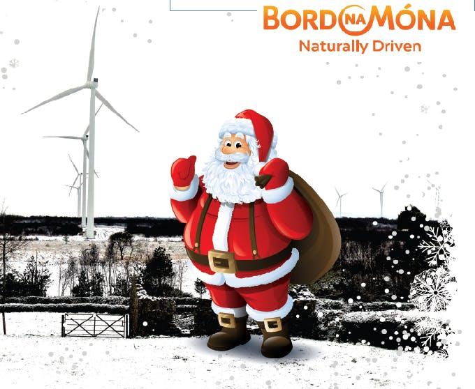 Santa Experience at Mountlucas Wind Farm Sunday 9th December 2018
