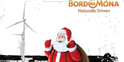 Santa Experience at Mountlucas Wind Farm Sunday 1st December 2019