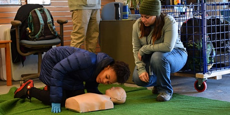 American Red Cross CPR/AED Class tickets