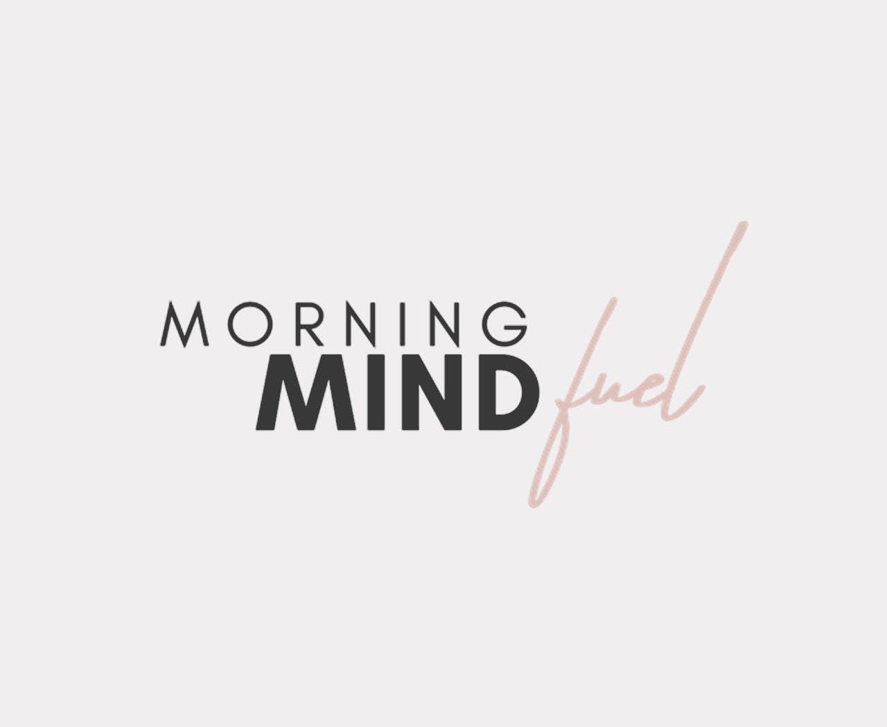 Dames Collective Phoenix - Morning MindFUEL - Branding