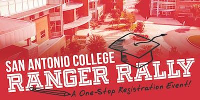 San Antonio College Ranger Rally