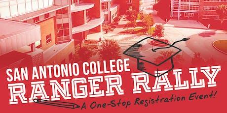 San Antonio College Ranger Rally  tickets