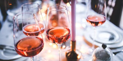Winter Rosé Wine Tasting