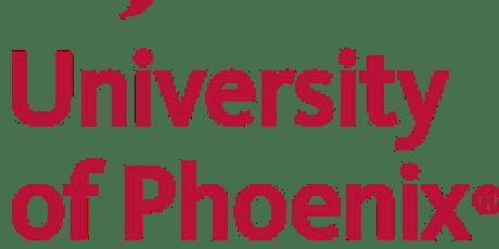 University Of Phoenix Sacramento Events