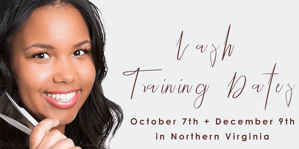 Fundamentals Of Lashing Eyelash Extension Training Tickets Sun