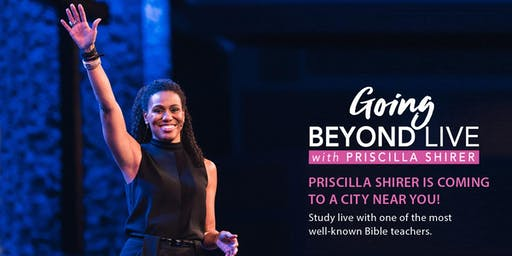 Bus Trip - Going Beyond LIVE with Priscilla Shirer & Anthony Evans