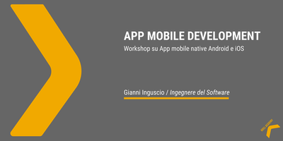 App Mobile Development - App native Android e iOS