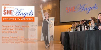 SHE ANGELS PITCHFEST & TV WEB SERIES