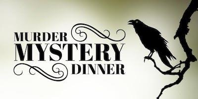 March 22nd Murder Mystery Dinner