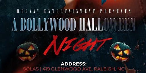 bollywood halloween party with dj paroma