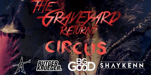 the graveyard returns circus milwaukees premier halloween party