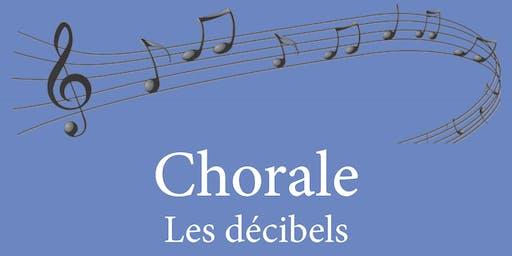Chorale les décibels