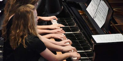 23rd Annual Piano Ensemble Festival