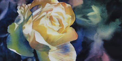 David R. Smith-Fresh & Exciting Watercolors