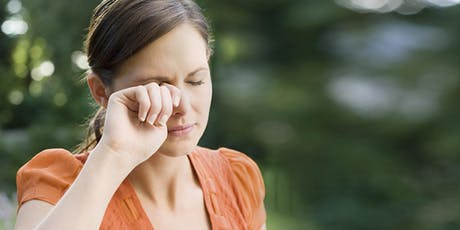 Free Lecture for Dry Eye Sufferers tickets