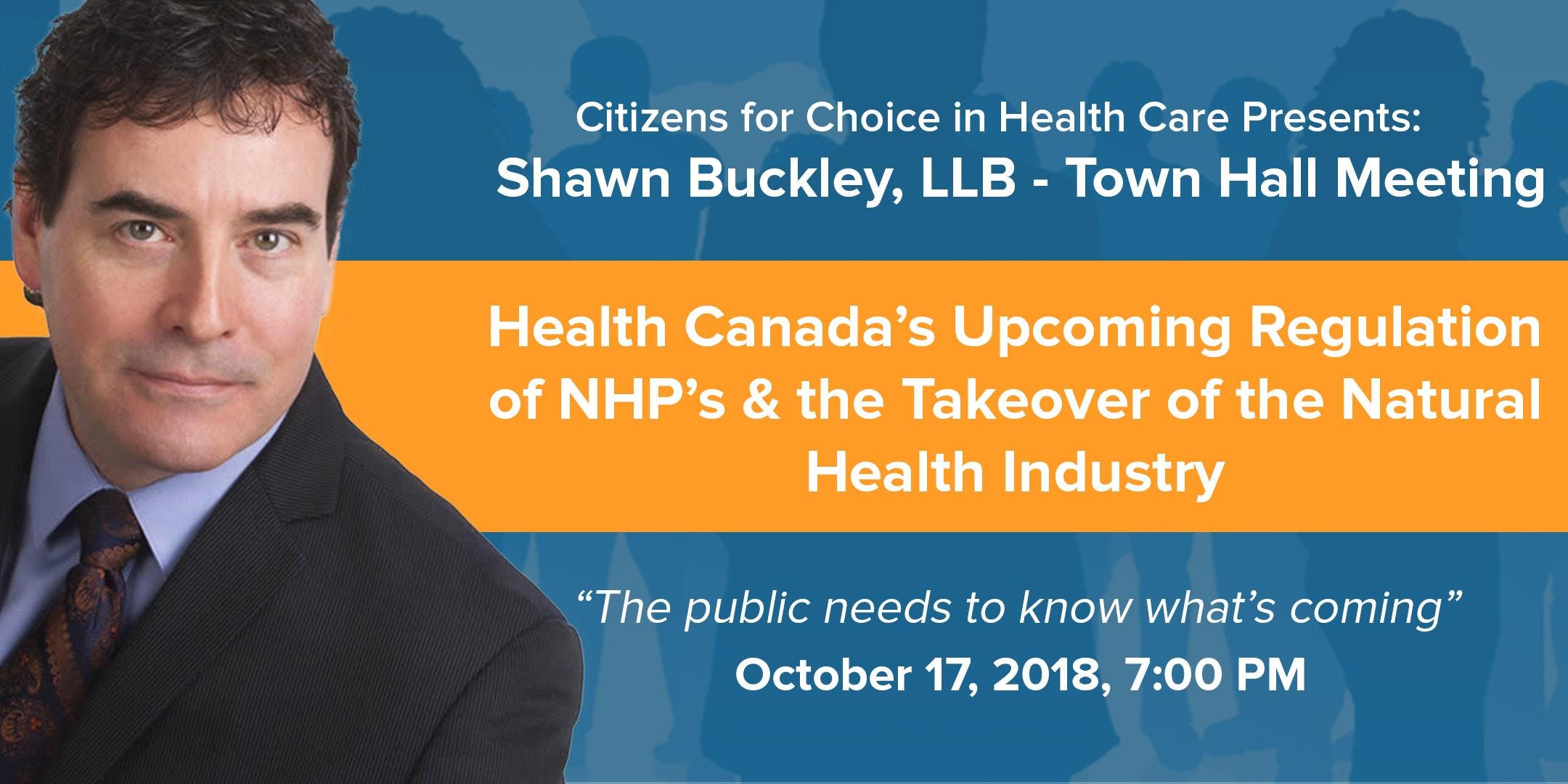 Health Canada's Upcoming Regulation & Takeove