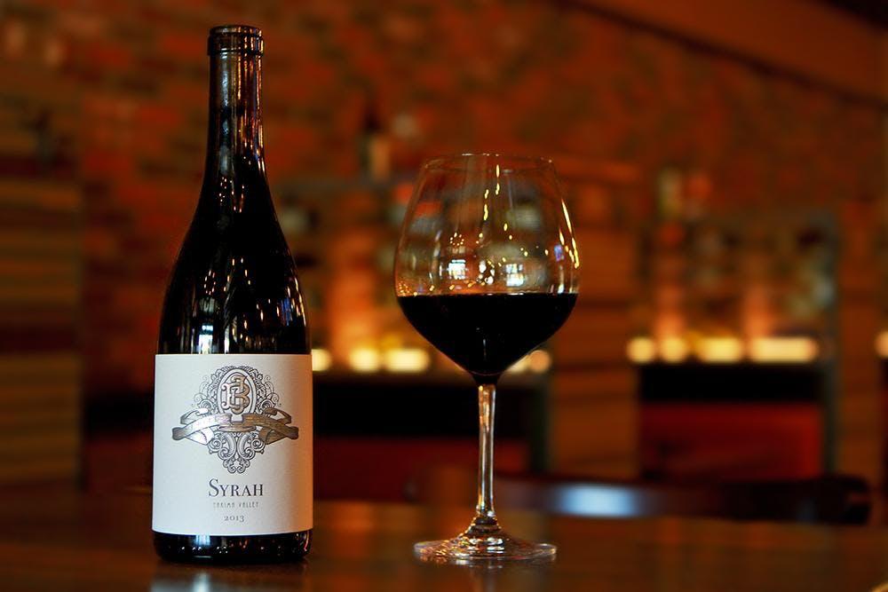 Winemaker Dinner: J. Bell at Revolve