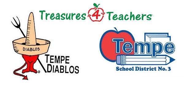 Treasures 4 Teachers- Tempe Open House