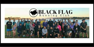 Black Flag Running Club Kickoff Party and Orientation