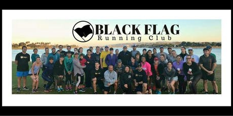 Black Flag Running Club Kickoff Party and Orientation tickets