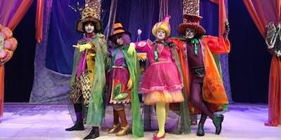 """Desconto! Espetáculo infantil """"Abracadabra: Entre Bruxas e Fadas"""" no Teatro Dr Botica"""