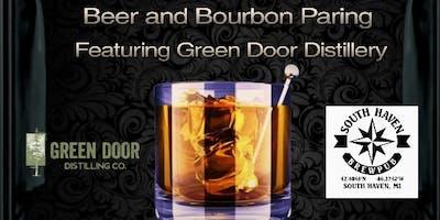 South Haven Brewpub Parining Featuring Green Door Distilling