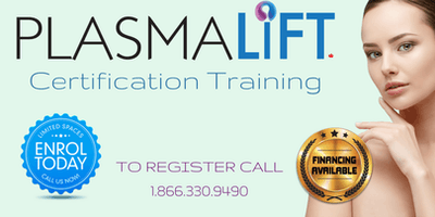 Plasmalift Fibroblast Certification Training - $3995 - Deposit applied to balance