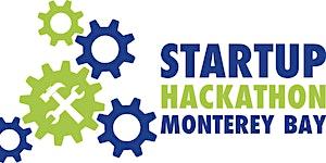 Startup Hackathon Monterey Bay 2018