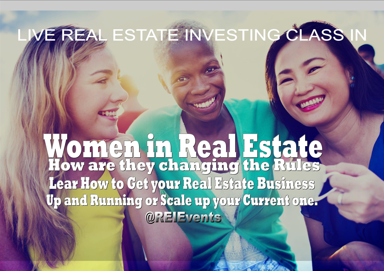 Atlanta Real Estate Women Investing Webinar Orientation