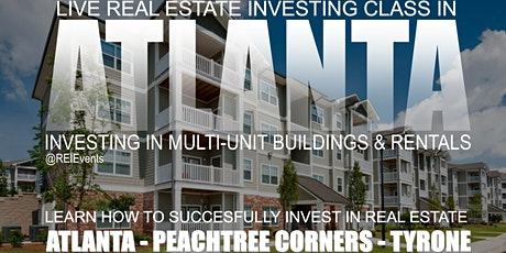 Wholesaling Multi Family Real Estate Webinar  tickets