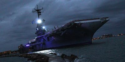 The Klinge Brothers 8th Annual USS Lexington Investigation Event