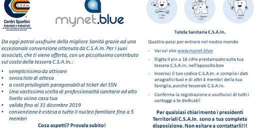 CSAIn Napoli Sono Aperte le Affiliazione per tutto il 2019