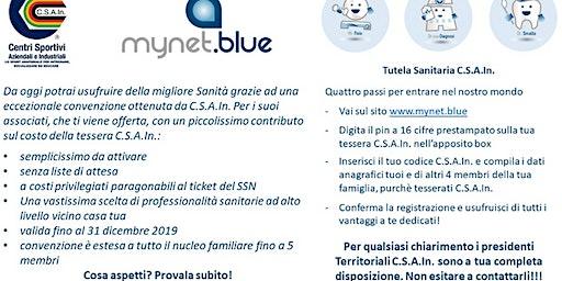 CSAIn Napoli Sono Aperte le Affiliazione per tutto il 2020